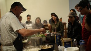 Photo of a Healthy Cooking Demo